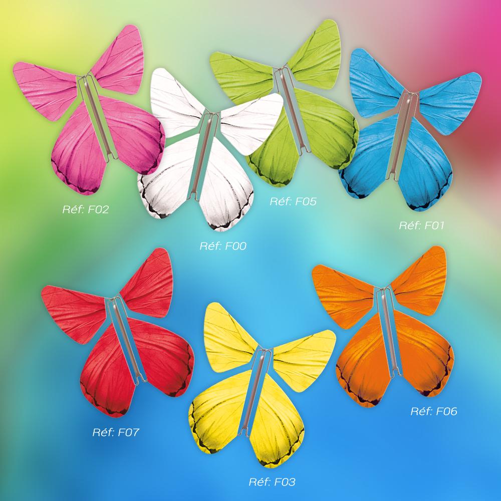 Le Papillon Magique collection IMPULSION