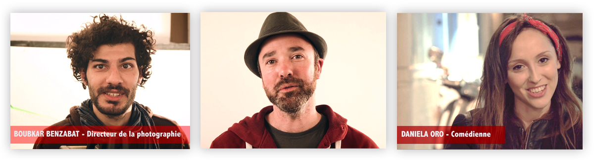 Atomic Ed - Nicolas Hugon utilise les Papillons Magiques dans son court métrage