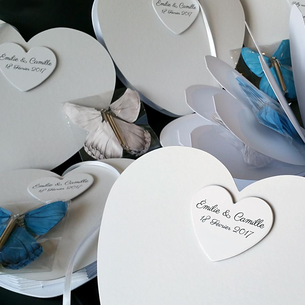 Créez une envolée de Papillons spectaculaire avec le Coeur Magique