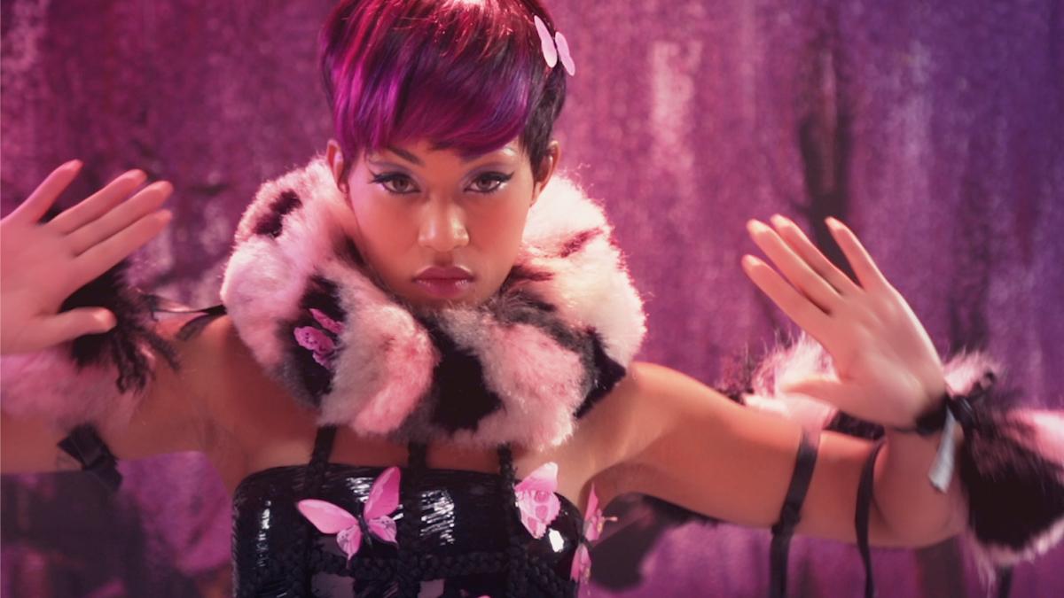 Des Papillons Magiques dans le nouveau clip de Sean Chris F.T Lylah - La mienne