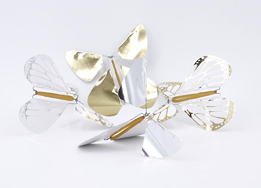 Le Papillon Magique gamme Metaux Precieux