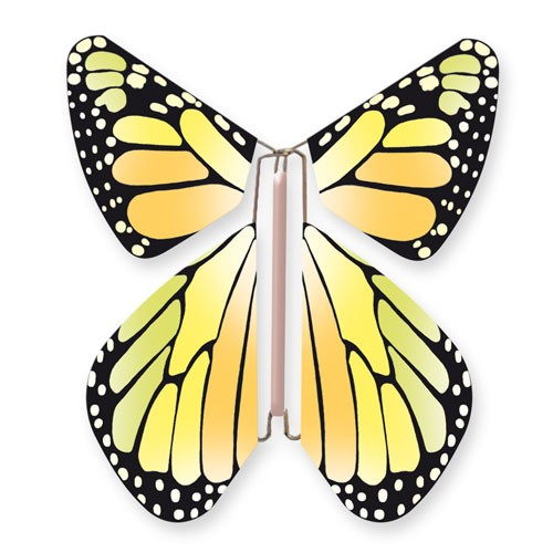 Butterfly New Concept Yellow