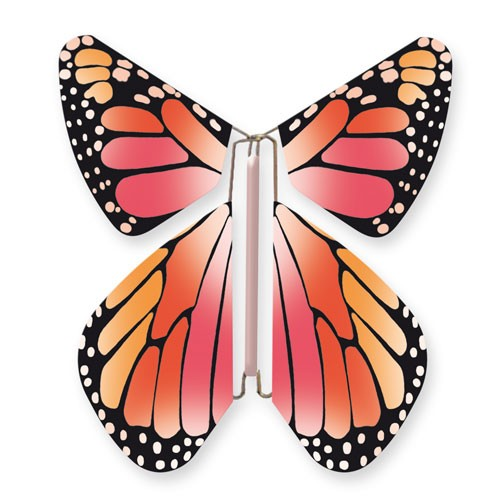 Butterfly New Concept Red