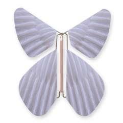 Papillon Plume Lavande