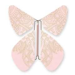 Papillon Tattoo Métal VERMEIL