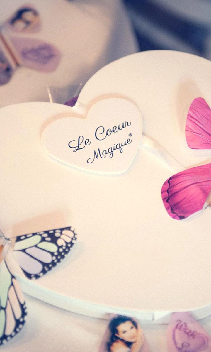Le Papillon Magique Magicflyer Le coeur magique