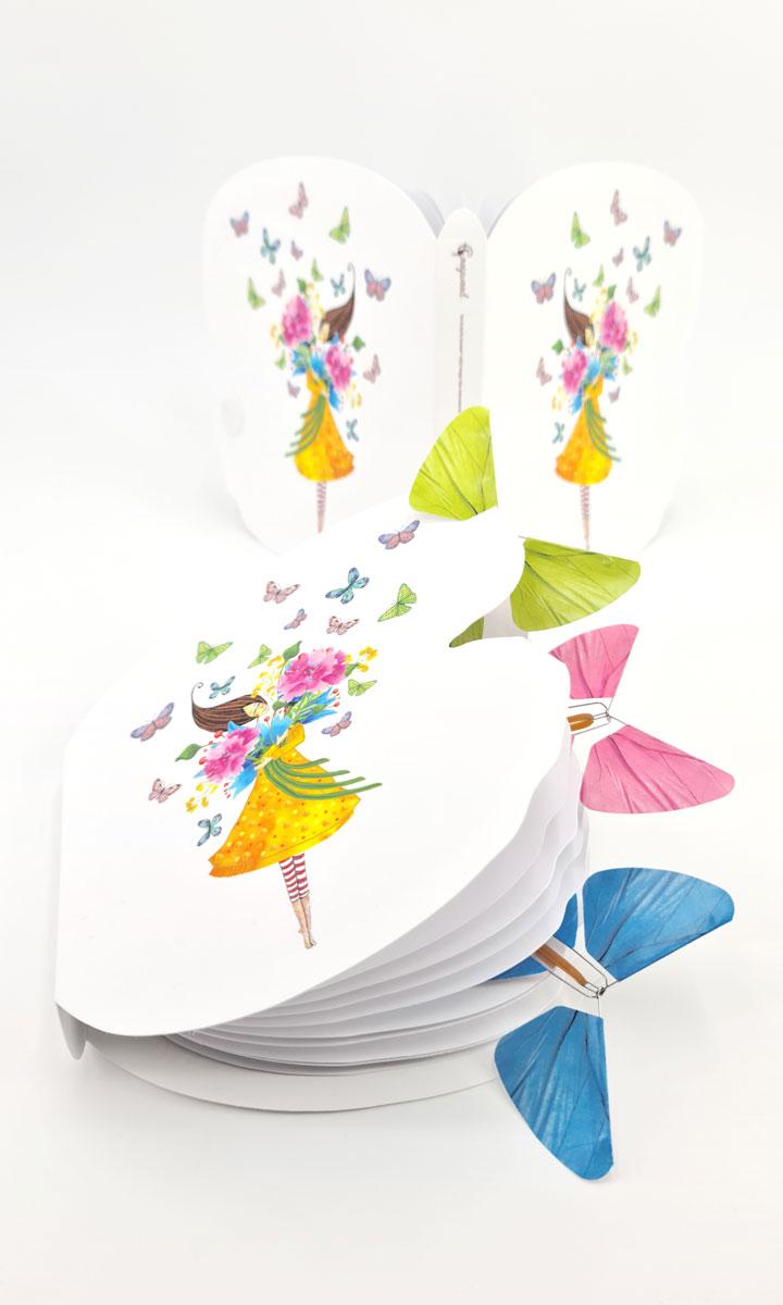 Votre Livret Papillon Personnalisé