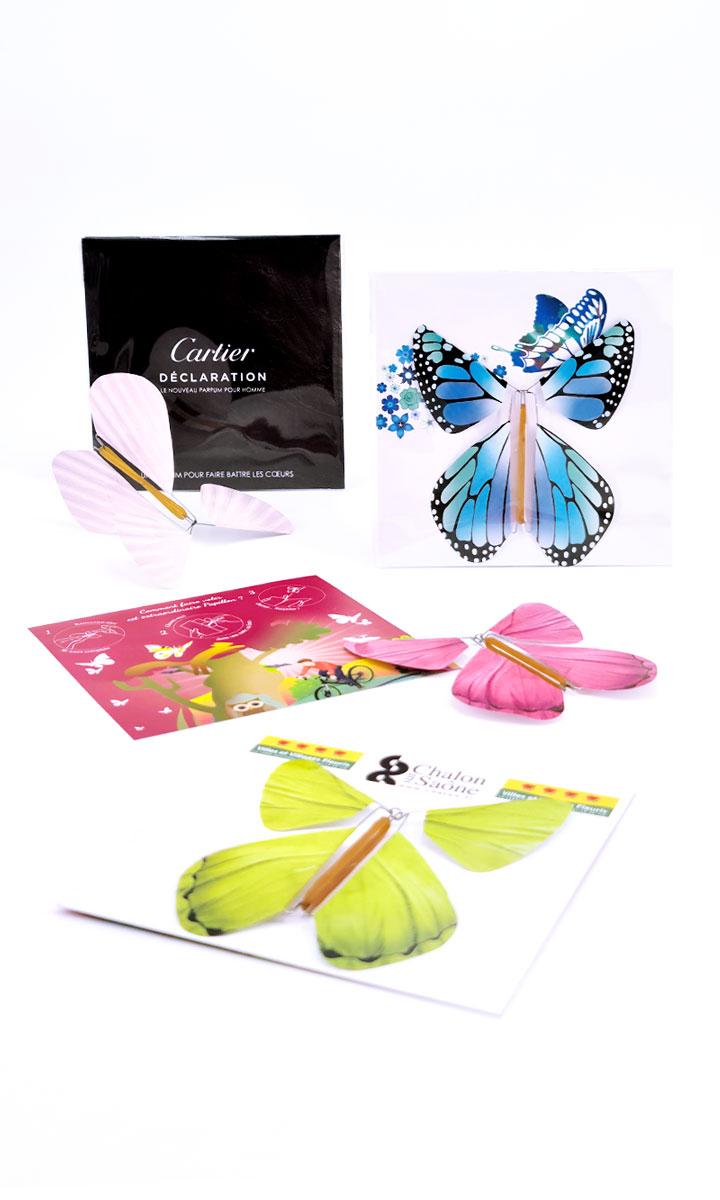 Mignonnette Papillon Magique standard
