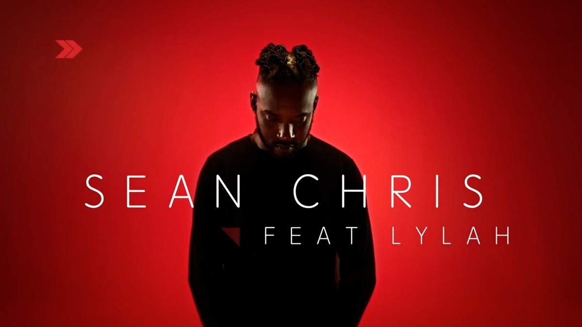 The Magic Butterflies of the french inventor inside the single clip of Sean Chris FT. Lylah - La mienne